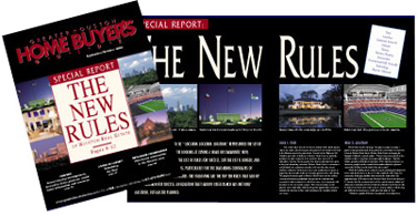 Home Buyers Guide Cover Story